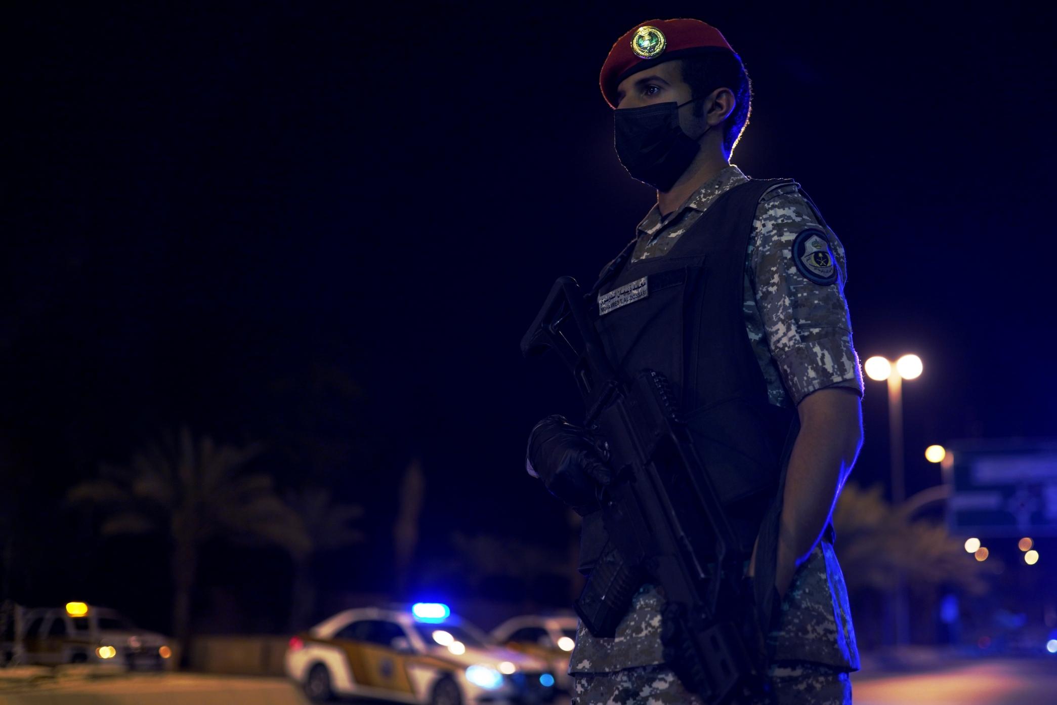 صور رجال الامن في السعودية كل القطاعات 18 scaled
