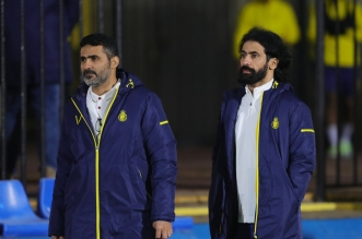 مدير الكرة في النصر عايض بن عبود