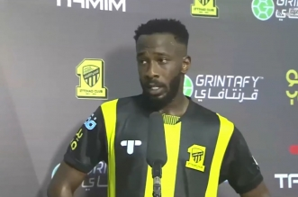 نجم نادي الاتحاد فهد المولد