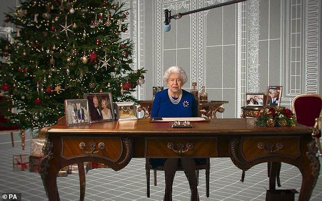 فيديو.. الملكة إليزابيث تتحدث كما لم تفعل من قبل (1)