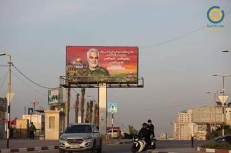 حماس ترفع صورة قاسم سليماني.. والراشد: سقطت ورقة التوت تمامًا - المواطن