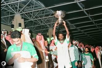 الأخضر يستعيد ذكرى تتويجه بكأس آسيا 1988 - المواطن