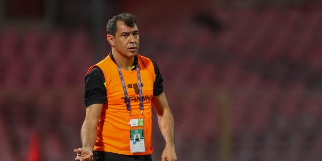 كاريلي: هدفي المشاركة في أبطال آسيا 2022