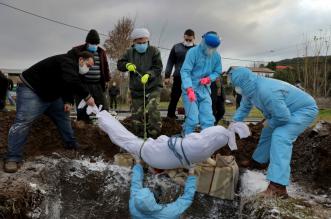 كورونا يحصد آلاف الإيرانيين وإهمال السلطات يحرمهم من الدفن اللائق (2)