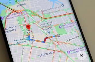 كيفية استخدام وضع القيادة في خرائط قوقل (2)
