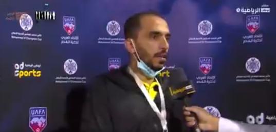مدير الكرة بنادي الاتحاد يثير الجدل قبل مواجهة الشباب