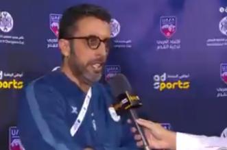 نزار العقيل يرد على مدير الكرة بـ الاتحاد