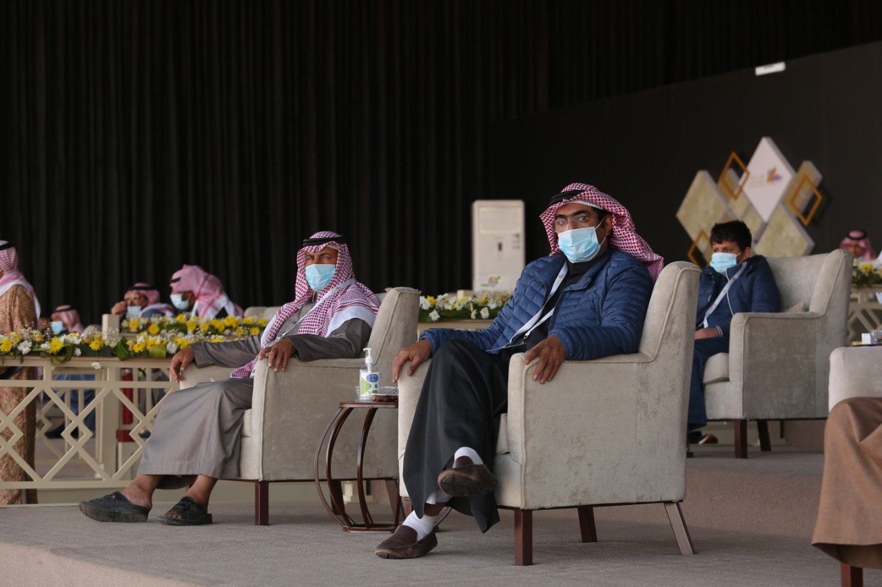 مهرجان الملك عبدالعزيز للإبل