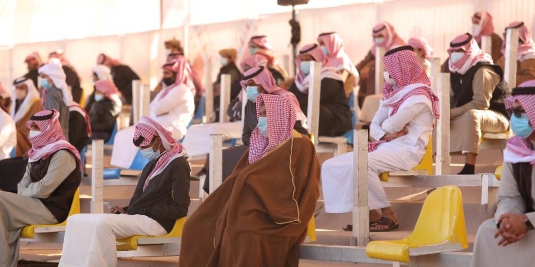ملاك المنقيات يلغون احتفالاتهم السنوية في مهرجان الملك عبدالعزيز للإبل