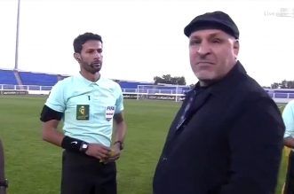 مدرب نادي ضمك نور الدين بن زكري