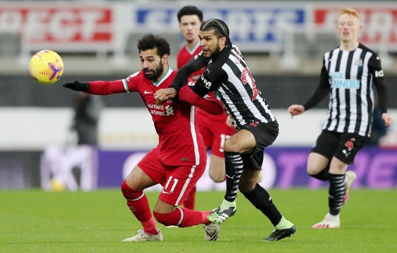 نيوكاسل ضد ليفربول