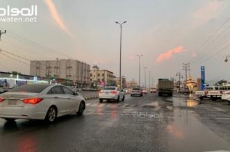 أمطار متوسطة على محايل عسير والمدني: توخوا الحذر - المواطن