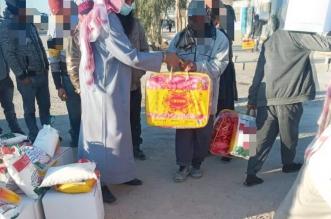 جمعية الدعوة برفحاء تختتم مشروع كسوة ودعوة - المواطن