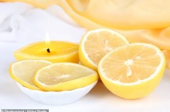 رائحة الليمون