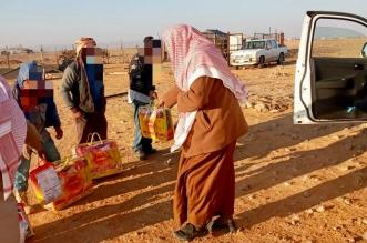 جمعية الدعوة برفحاء تطلق مشروع كسوة ودعوة - المواطن