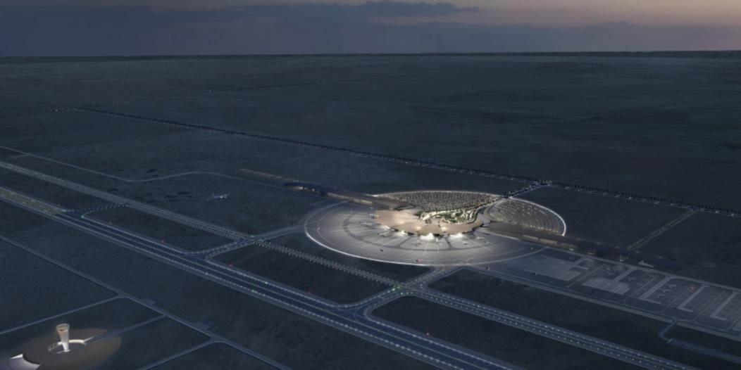 مطار البحر الأحمر .. منشأة طموحة تمثل رؤية مشروع عملاق
