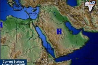 المسند يتوقع: مرتفع جوي يجثم فوق أجواء السعودية وهذه خصائصه - المواطن