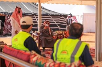 مهرجان الملك عبدالعزيز للإبل يزرع 6500 شجرة برية - المواطن