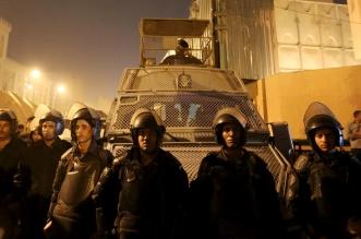 مرشح نيابي يقطع الطريق الساحلي بمصر والأمن يتدخل بالقنابل المسيلة - المواطن