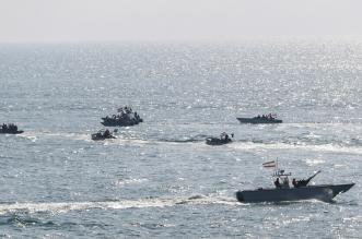 غرق سفينة إيرانية في مضيق هرمز - المواطن