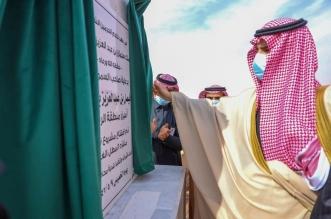 أمين منطقة الرياض يفتتح مشاريع متنوعة في عدد من المحافظات - المواطن