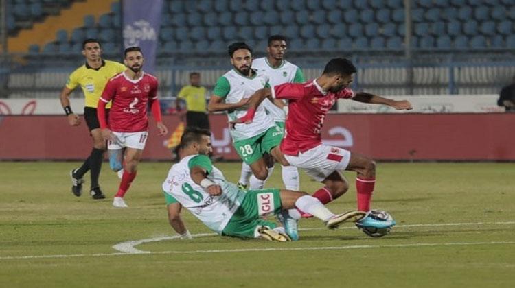 عقوبة حكم مباراة الأهلي ضد الاتحاد السكندري بسبب أخطائه