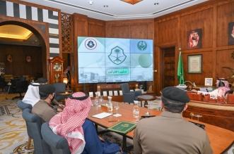 أمير عسير يدشن منصة أمن للربط بين الإمارة والشرطة إلكترونيًا - المواطن