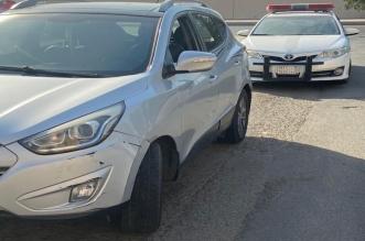 القبض على قائد مركبة توقف في منتصف الطريق بـ جدة - المواطن