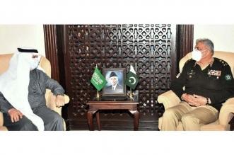 السفير السعودي في باكستان