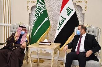 وفد سعودي برئاسة القصبي يصل بغداد - المواطن