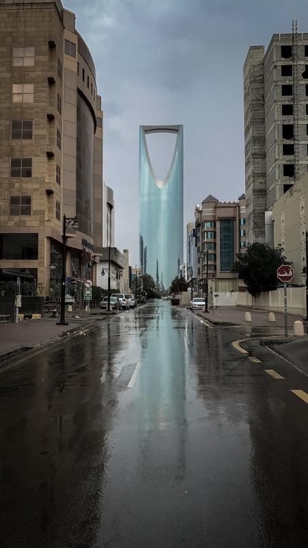 مطر الرياض .. أجواء غاية في الجمال بالعاصمة - المواطن
