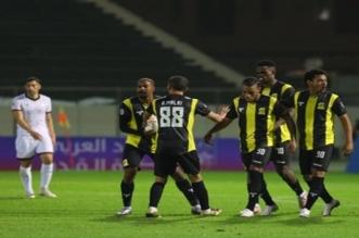 مباراة الشباب ضد الاتحاد