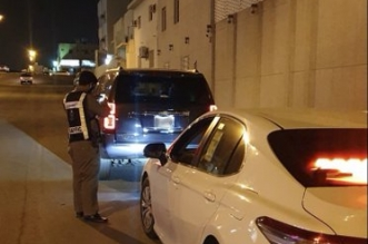 القبض على سائق يقود مركبة بسرعة جنونية بـ الطائف - المواطن