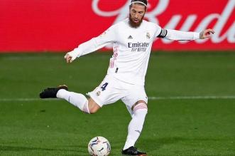 سيرخيو راموس لاعب ريال مدريد