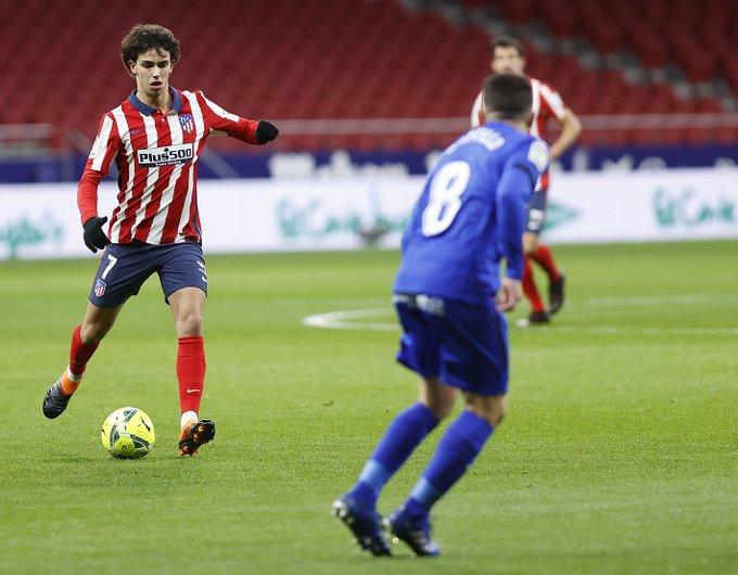 أتلتيكو مدريد ضد خيتافي