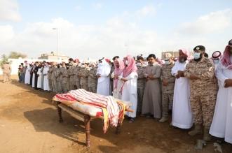 تشييع جثمان الشهيد الحمدي في جازان - المواطن
