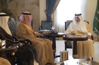 خالد الفيصل يدشن مرحلة التحول الرقمي والهوية الجديدة لصحيفة الوطن - المواطن