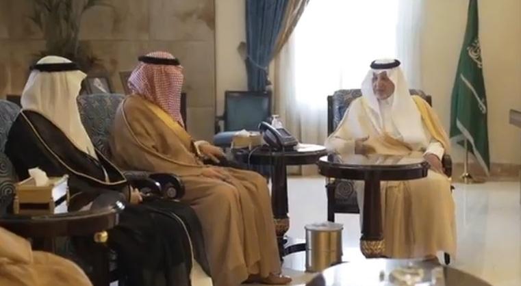 خالد الفيصل يدشن مرحلة التحول الرقمي والهوية الجديدة لصحيفة الوطن