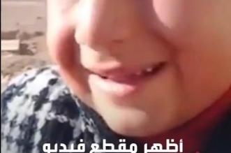 مقطع يفطر القلب.. طفلة سورية تبكي لتجمد أطرافها من البرد - المواطن