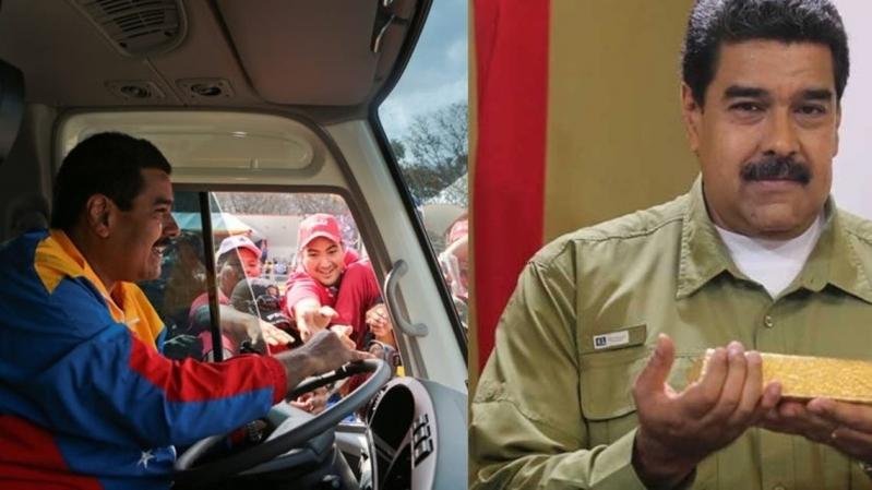 رئيس فنزويلا يتعهد بالعمل سائق حافلة إذا خسر الانتخابات