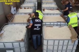 فيديو.. إحباط تهريب حزب الله والأسد 15 طن مخدرات في إيطاليا - المواطن