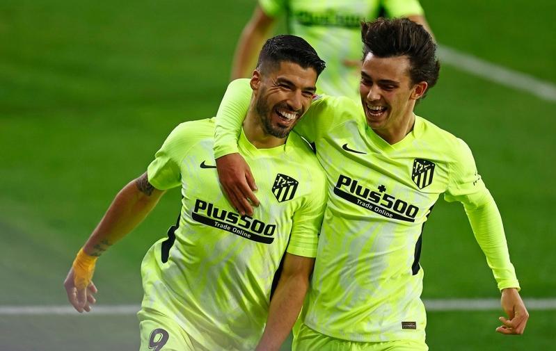 أتلتيكو مدريد متصدر ترتيب الدوري الإسباني