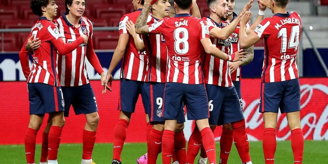 أتلتيكو مدريد وخطف صدارة ترتيب الدوري الإسباني