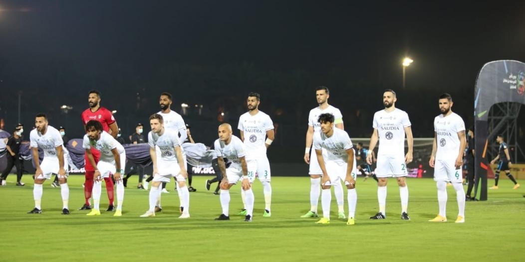 دوري محمد بن سلمان.. شباك الأهلي في خطر بالشوط الأول