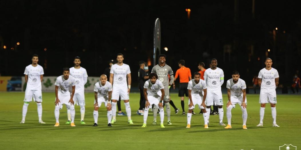 الفوز الـ12 هدف الأهلي ضد الاتفاق في دوري محمد بن سلمان