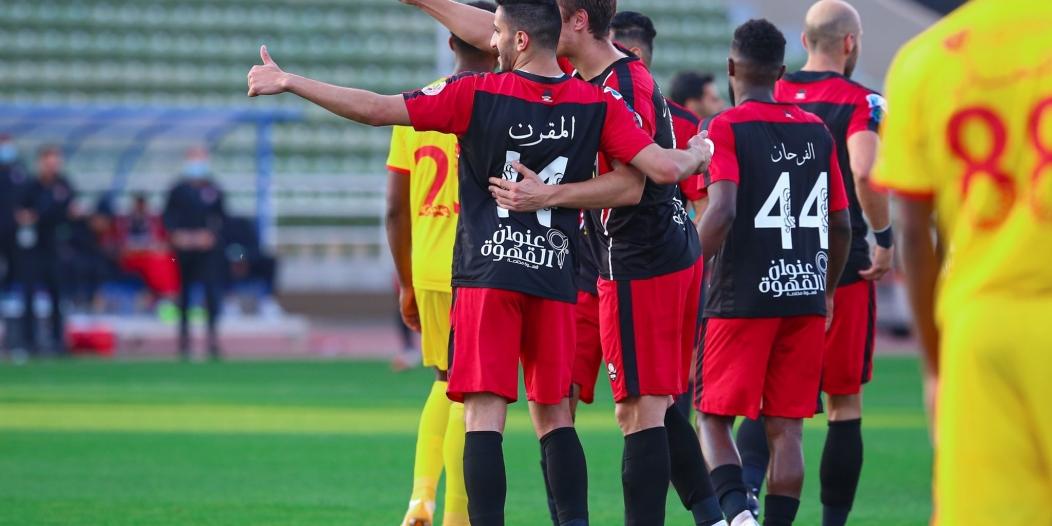 الرائد الأكثر حصولًا على البطاقات الحمراء بـ دوري محمد بن سلمان