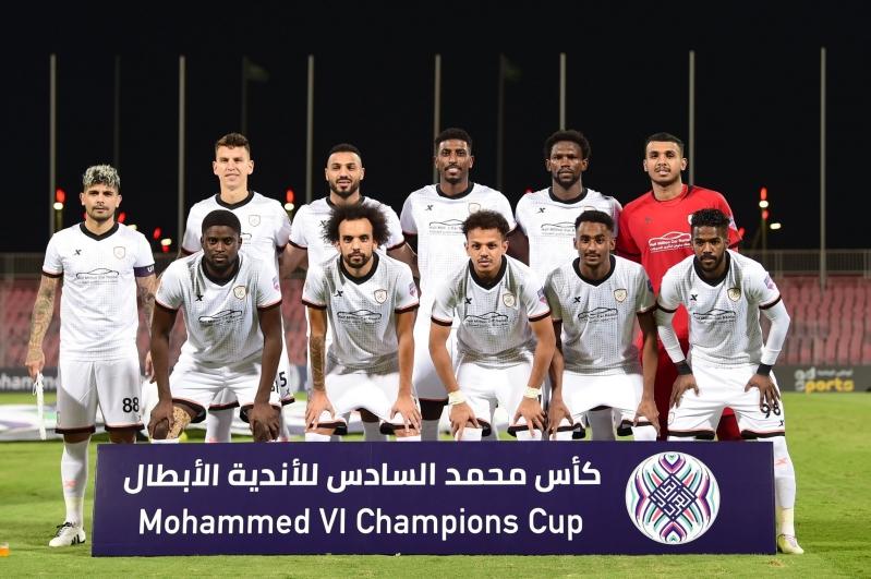 الشباب في البطوله العربيه