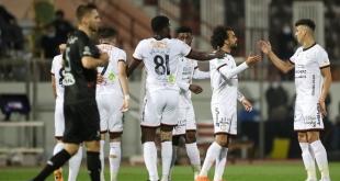 الفرق الأكثر تسجيلًا بالرأس في دوري محمد بن سلمان