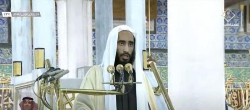 فيديو.. خطيب المسجد النبوي: حاسبوا أنفسكم قبل الموت المحتوم