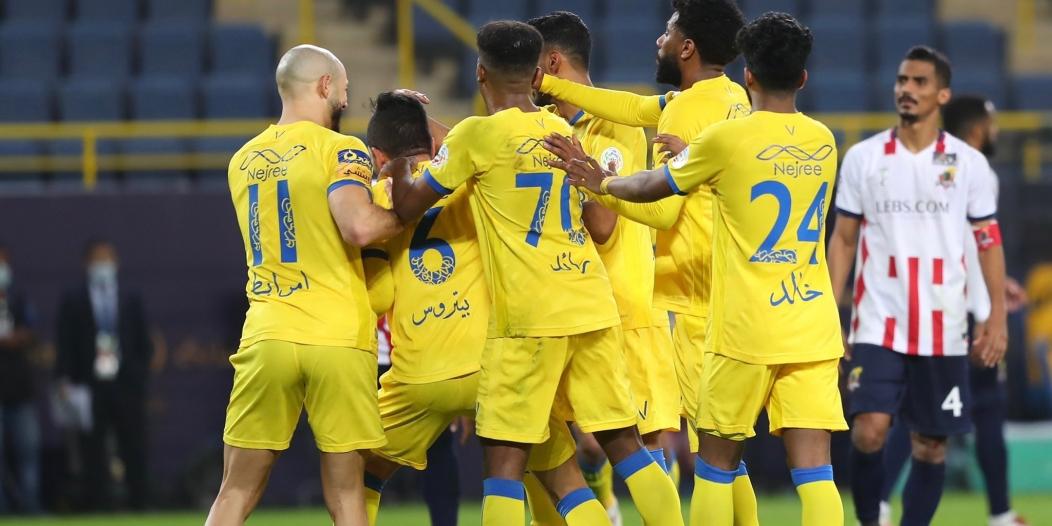 النصر ينتفض بعد 7 جولات في دوري محمد بن سلمان